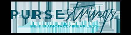 Purse Strings Logo Be Financially Fearless